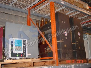Westinghouse 150VCPW500 circuit breaker
