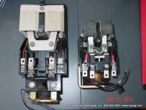Westinghouse DB Circuit Breaker Control Relay