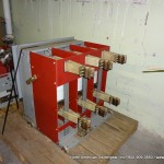 Powell 5PV350 circuit breaker
