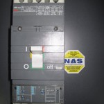 ABB S4N Cat# S4N250BW 250 amp with PR211 Trip