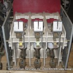 Westinghouse SJA50VW430-A Vacuum AC Contactor
