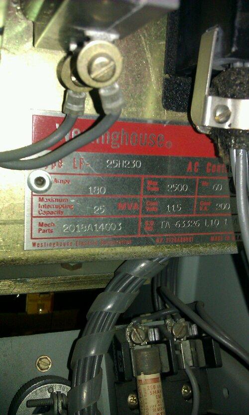 Westinghouse LF25H230