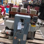 Allis Chalmers LA-3000 circuit breaker