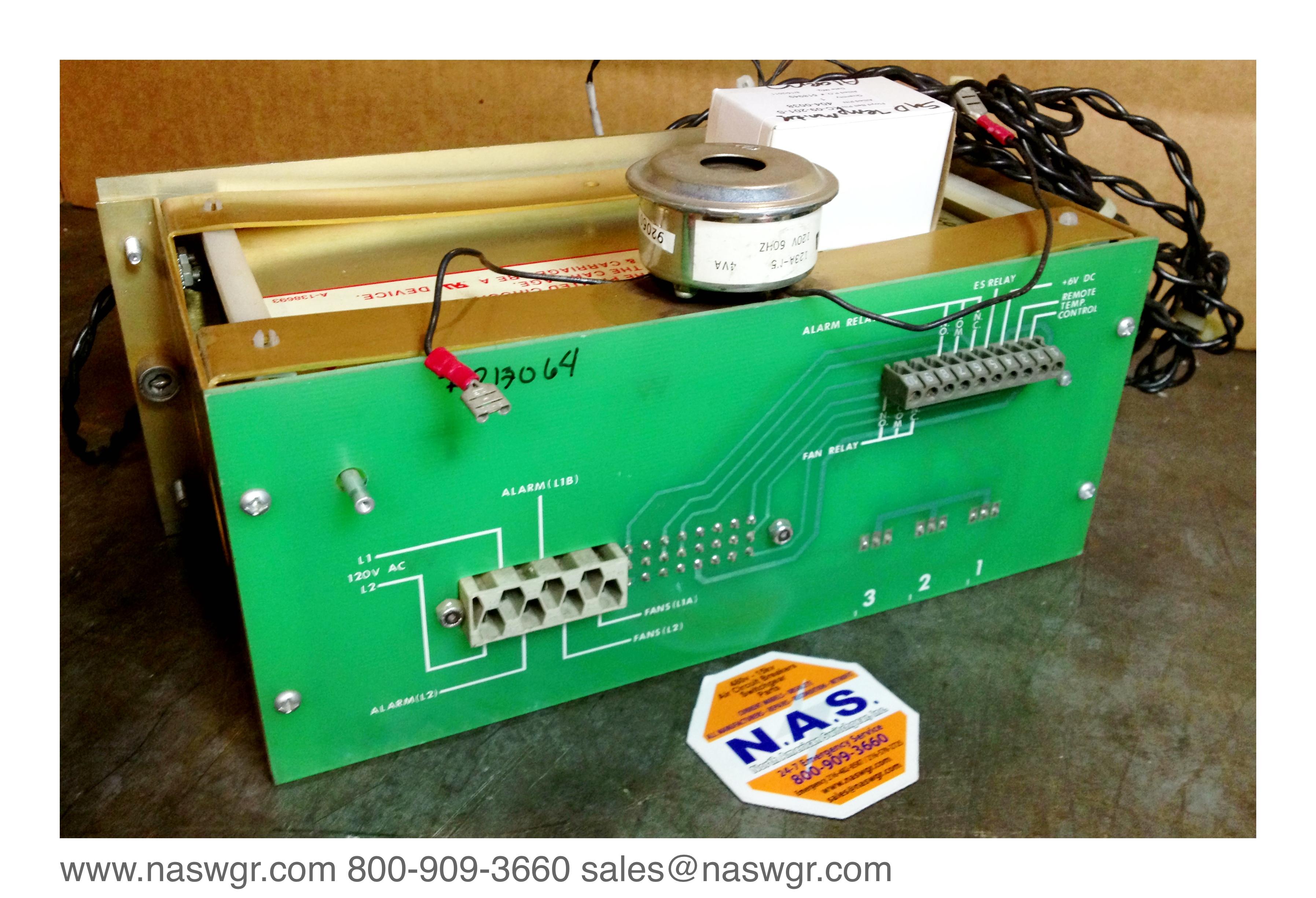 Square D Life Gard Temperature Control Model 85 A Square D Model 85A  #12B966