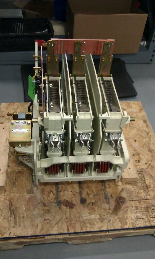 Ge Ic302cb4ab3a02ba2a Limitamp Contactor Reconditioned At