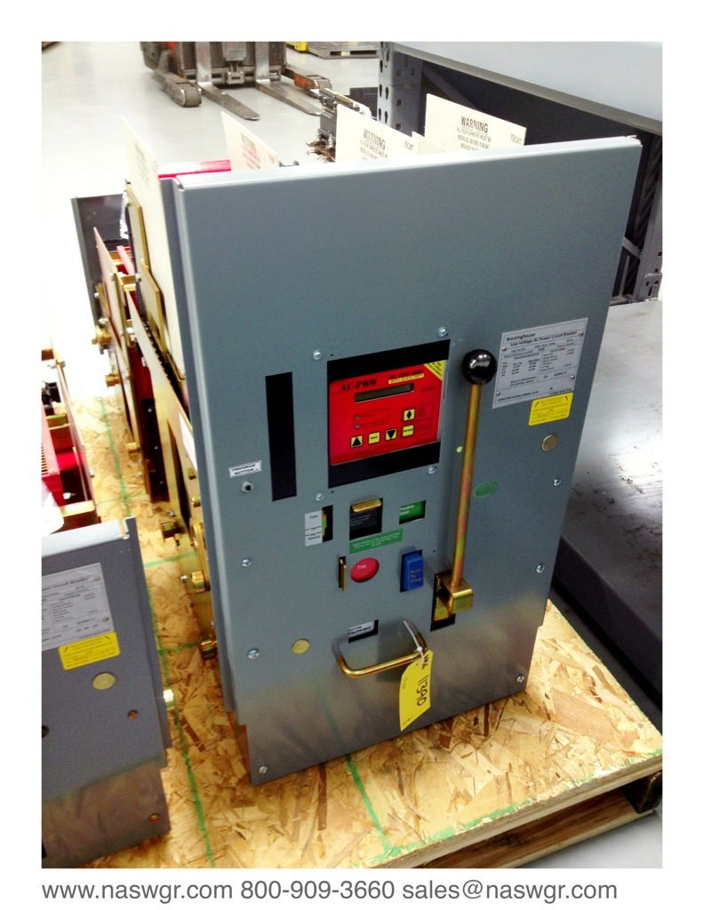 Ds 632 westinghouse ds 632 circuit breaker ds 632 for Motor operated circuit breaker