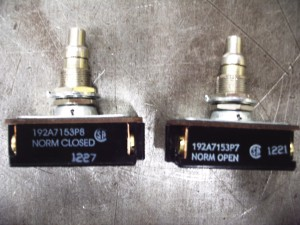 GE AKR breaker replacement parts