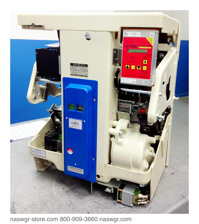 General Electric Ak 3a 50s Circuit Breaker Archives