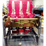 K-600 Circuit Breaker frame without mechanism