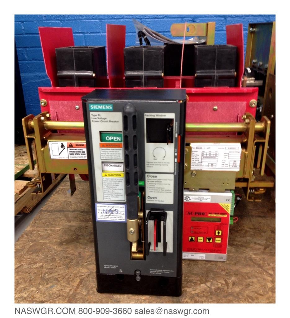 Rle 800 Siemens Rle 800 Circuit Breaker Rlae8magxxa15x