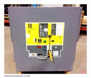 Ds 840 square d ds 840 circuit breaker eo do 120vac for Motor operated circuit breaker