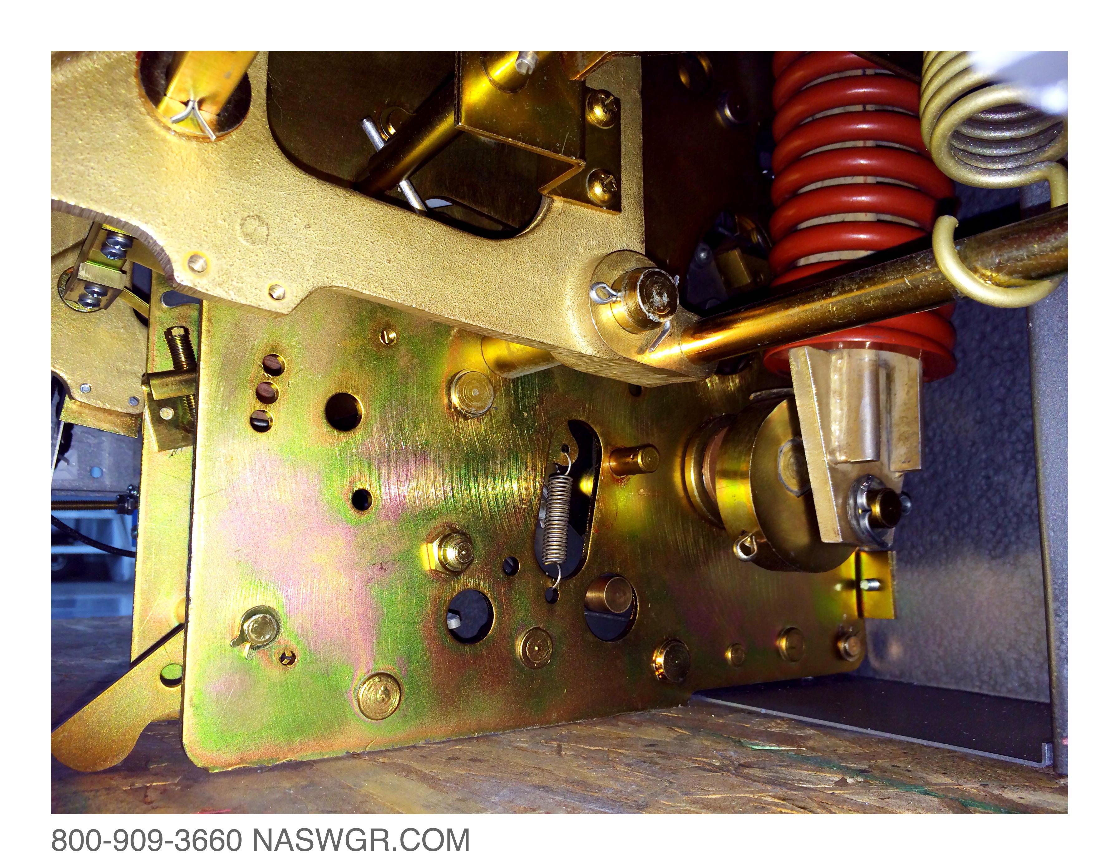 K 4000 Ite K 4000 Circuit Breaker Ite K 4000 Manually