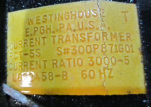 westinghouse-rct-5s-ct-1200-5-np