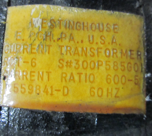 westinghouse-rct-6-ct-600-5-np