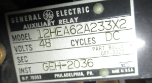 ge-hea62a233x248vdc-lockout-relay-coil366a803g4