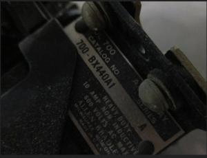 Allen Bradley 700 BX440A1 4pole contactor np