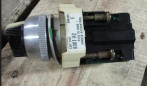 Allen Bradley 800T-H2 on off switch