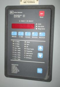 Cutler HammerIQ dp 4000 relay fv