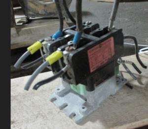 GE CR153 relay 30amp FV