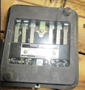 GE HFA relay 12HFA51A51F FV