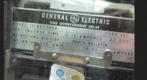 GE IAC Relay Model 12 IAC53B4A np