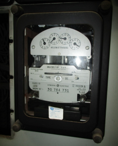 GE PolyPhase Watthour Meter DS63 700X63G1 FV