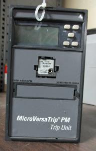 GE microversa trip PM a332lspm FV
