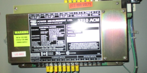 Power Measurement LTD model 3710ACM np