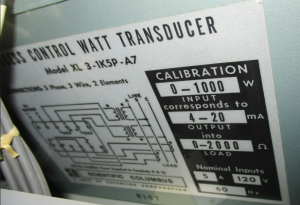 Scientific Columbus model XL3 1K5P Transducer np