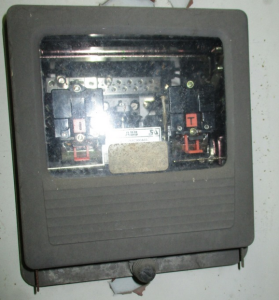 westinghouse CO 8 overcurrent Relay style 1875270A FV