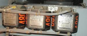 westinghouse EMP 0 6 Potential Transformer 480v 4to1 Ratio FV