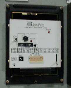 Basler BEI-32R power relay fv