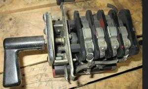 GE SB-1 SWITCH Model 16SB1B10 fv