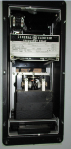 GE Type CFF Frequency Relay 12CFF12A13A fv