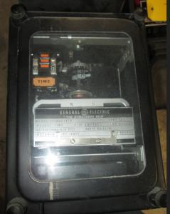 GE Type IAC 12IAC51A1A Time Overcurrent Relay FV