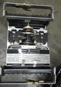 GE Type ICR Phase Sequence and Undervoltage Relay 12ICR53B1A FV