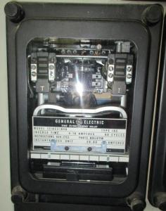 GE type IAC 12IAC51B4A FV