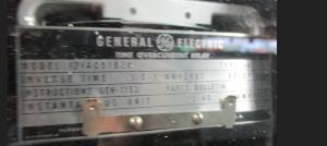 Ge type IAC 12IAC51B2A np
