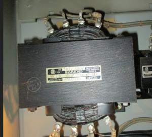 Hammond Type H cat HN6P 240 480-120 240 Transformer