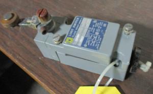 Square D WLI limit switch 062B2