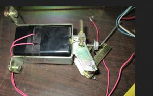 Westinghouse Digitrip RMS 500 DSL416 kit actuator fv