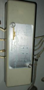 Westinghouse PS-2 Phase Shifting Transformer fv